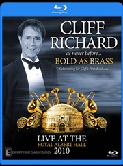 Bold As Brass Live In London 2010 | Blu-ray