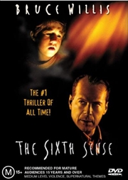 Sixth Sense, The | DVD