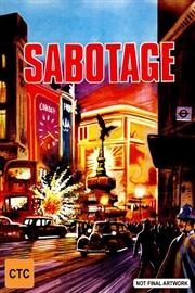 Sabotage | DVD