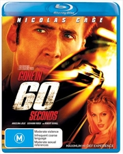 Gone In 60 Seconds | Blu-ray