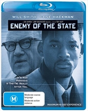 Enemy Of The State | Blu-ray