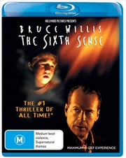 Sixth Sense, The | Blu-ray