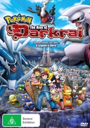 Pokemon - The Rise Of Darkrai - Movie 10