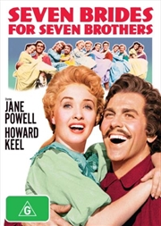 Seven Brides For Seven Brothers | DVD