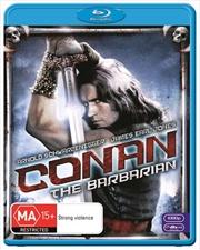 Conan The Barbarian | Blu-ray