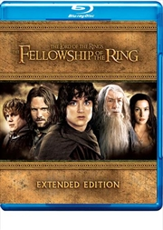 Lord Of The Rings - The Fellowship Of The Ring - Extended Edition, The