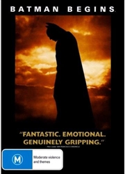 Batman Begins | DVD