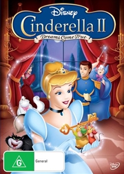Cinderella II: Dreams Come True - Special Edition