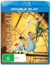 Peter Pan | Blu-ray + DVD