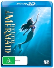 Little Mermaid | 3D Blu-ray, The