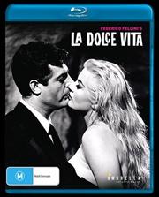 La Dolce Vita | Blu-ray