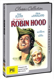 Adventures of Robin Hood - Special Edition