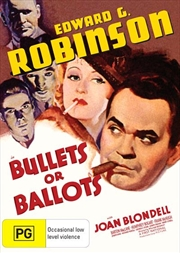 Bullets Or Ballots | DVD