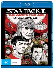 Star Trek 2 - The Wrath Of Khan - Director's Cut Edition