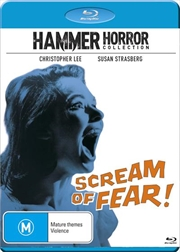 Scream Of Fear | Hammer Horror Collection