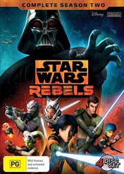 Star Wars Rebels - Season 2 | DVD