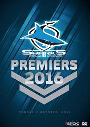 NRL - 2016 Premiers Cronulla Sharks