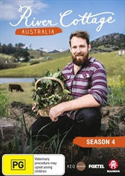 River Cottage - Australia - Series 4 | DVD
