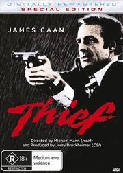 Thief - Special Edition | DVD