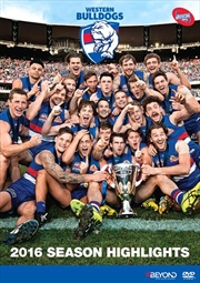 AFL - Premiers 2016 Western Bulldogs Season Highlights