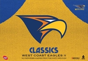 AFL - Classics - West Coast Eagles - Vol 2
