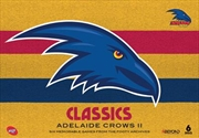 AFL - Classics - Adelaide Crows - Vol 2