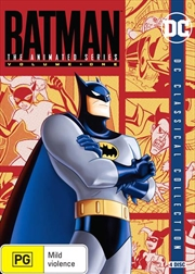Batman - The Animated Series - Vol 1 | DVD