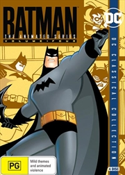 Batman - The Animated Series - Vol 4 | DVD