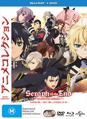 Seraph Of The End: Vampire Reign - Part 2  | Blu-ray/DVD