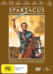 Spartacus | DVD