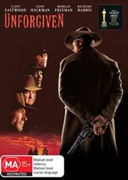 Unforgiven | DVD