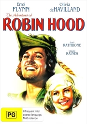 Adventures of Robin Hood - Special Edition | DVD