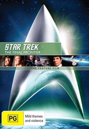 Star Trek 05 - The Final Frontier | DVD