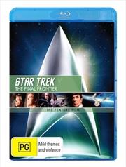 Star Trek 05 - The Final Frontier