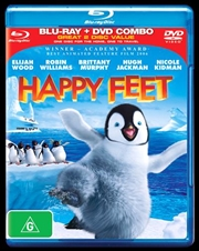 Happy Feet | Blu-ray + DVD Combo