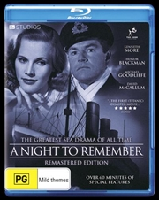 A Night To Remember - Remastered
