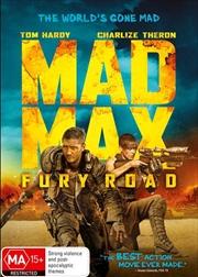Mad Max - Fury Road | DVD