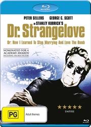 Dr Strangelove - Special Edition | Blu-ray