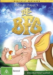 BFG - Big Friendly Giant - Remastered, The