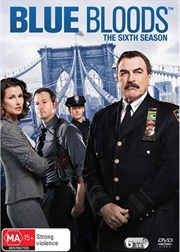 Blue Bloods - Season 6 | DVD