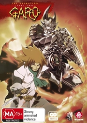 Garo The Animation - Part 2 - Eps 13-25