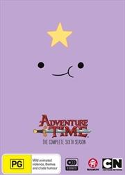 Adventure Time - Season 6
