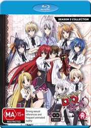 High School Dxd - Season 3 Collection | Blu-ray