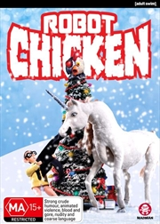 Robot Chicken - Christmas Specials | DVD