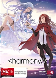 Project Itoh - Harmony | Blu-ray