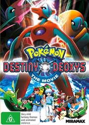 Pokemon The Movie 7 - Destiny Deoxys