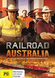 Railroad Australia - Series 1 | DVD