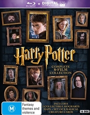 Harry Potter - Limited Edition | Collection - 8 Film