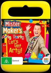 Mister Maker - Let's Get Arty!