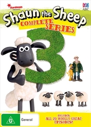 Shaun The Sheep - Season 3 | DVD